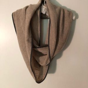 100% Cashmere Scarf from Banana Republic
